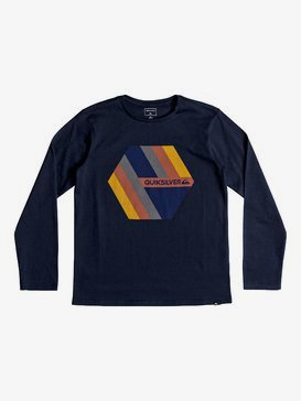 Retro Right - Long Sleeve T-Shirt for Boys 8-16  EQBZT03804