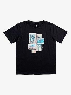 Island Location - T-Shirt for Boys 8-16  EQBZT04004