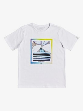 Tail Fin - T-Shirt for Boys 8-16  EQBZT04005