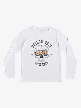 Hollow Dayz - Long Sleeve T-Shirt for Boys 8-16  EQBZT04032