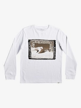 Double Threat - Long Sleeve T-Shirt for Boys 8-16  EQBZT04036