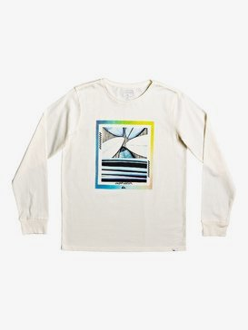 Tail Fin - Long Sleeve T-Shirt for Boys 8-16  EQBZT04039