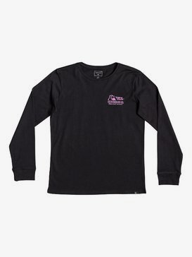 Daily Wax - Long Sleeve T-Shirt for Boys 8-16  EQBZT04049