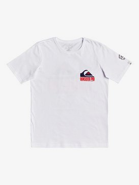 Quik Pro France 2019 - T-Shirt for Boys 8-16  EQBZT04054