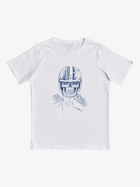 Skull Open Face - T-Shirt for Boys 8-16  EQBZT04091