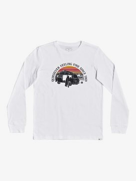 Come Sail Away - Long Sleeve T-Shirt for Boys 8-16  EQBZT04302