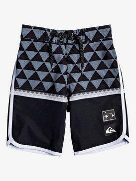 "Highline Divide 14"" - Board Shorts for Boys 2-7  EQKBS03229"