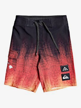 "Highline HI Variable 14"" - Board Shorts for Boys 2-7  EQKBS03301"