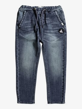 Last Jungle Sky - Straight Fit Jeans for Boys 2-7  EQKDP03068