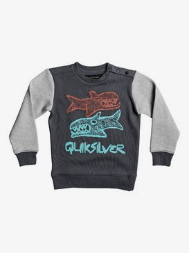 Double Sharks - Sweatshirt for Boys 2-7  EQKFT03216