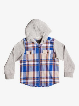 Bakye - Hooded Long Sleeve Shirt for Boys 2-7  EQKFT03222