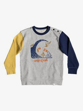 Local Groms - Sweatshirt for Boys 2-7  EQKFT03272