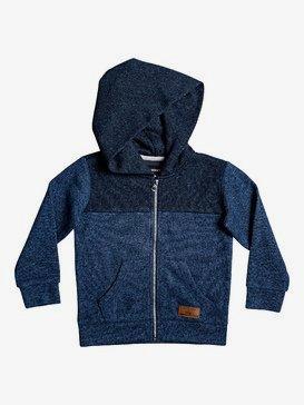 Keller Block - Zip-Up Fleece Lined Hoodie for Boys 2-7  EQKFT03286