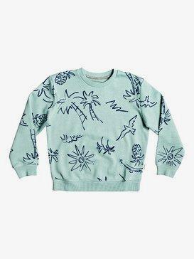 Hyams Sand - Sweatshirt for Boys 2-7  EQKFT03296