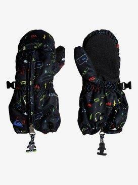 Indie - Ski/Snowboard Mittens for Boys 2-7  EQKHN03004