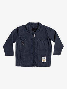 Curio Shizu - Drop Shoulder Zip-Up Jacket  EQKJK03104