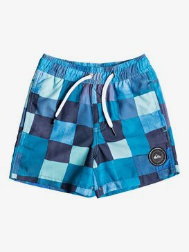 "Resin Check 12"" - Swim Shorts for Boys 2-7  EQKJV03075"