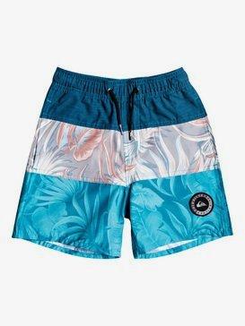 """Multiply 14"""" - Swim Shorts for Boys 2-7  EQKJV03090"""