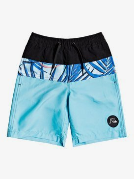 "Sub Tropics 14"" - Swim Shorts for Boys 2-7  EQKJV03133"