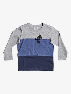 Konbo - Long Sleeve T-Shirt for Boys 2-7  EQKKT03104