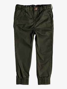 Takamatsu - Slim Elasticated Trousers for Boys 2-7  EQKNP03047