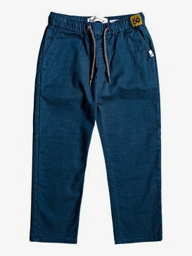 Go Tropoo - Loose Fit Trousers for Boys 2-7  EQKNP03052