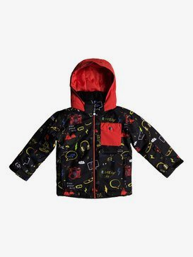 Little Mission - Snow Jacket for Boys 2-7  EQKTJ03009