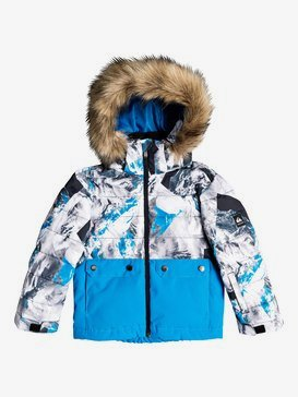 Edgy Kids - Snow Jacket for Boys 2-7  EQKTJ03011