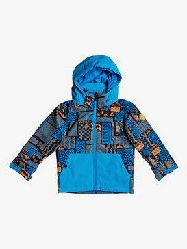 Little Mission - Snow Jacket for Boys 2-7  EQKTJ03017