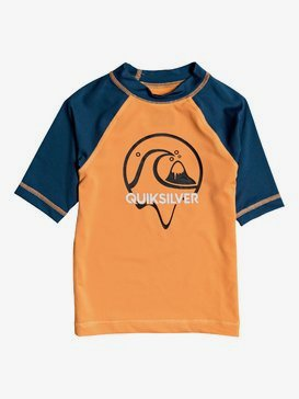 Bubble Dreams - Short Sleeve UPF 50 Rash Vest  EQKWR03079