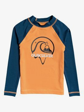 Bubble Dreams - Long Sleeve UPF 50 Rash Vest  EQKWR03083