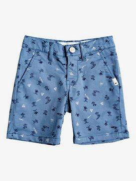Choccy Biccy - Chino Shorts for Boys 2-7  EQKWS03178