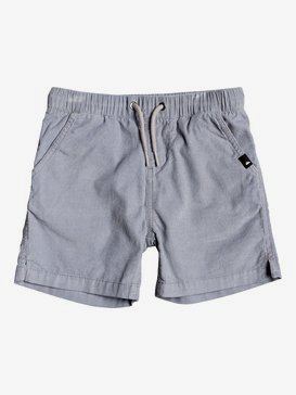 "Baia Duke 10.5"" - Elasticated Corduroy Shorts  EQKWS03190"