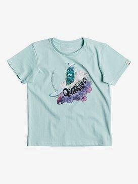 Classic Log Bear - T-Shirt for Boys 2-7  EQKZT03190