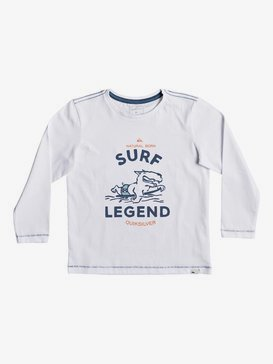 Classic Surf Legend - Long Sleeve T-Shirt for Boys 2-7  EQKZT03200