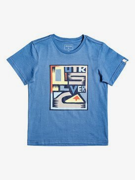 Jumbled Up - T-Shirt for Boys 2-7  EQKZT03322