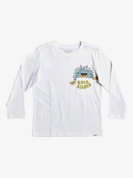 Sunny Quik - Long Sleeve T-Shirt for Boys 2-7  EQKZT03332