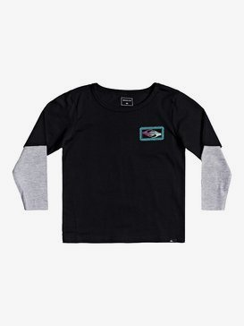 Midnight Show - Double Long Sleeve T-Shirt for Boys 2-7  EQKZT03416