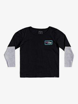 Midnight Show - Double Long Sleeve T-Shirt for Boys 2-7  EQKZT03416