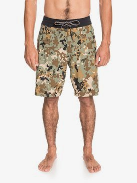 "Angler Camo 20"" - Beachshorts for Men  EQMBS03077"