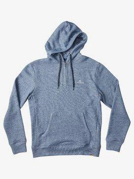 Ocean Nights - Half-Zip Hooded Fleece for Men  EQMFT03065
