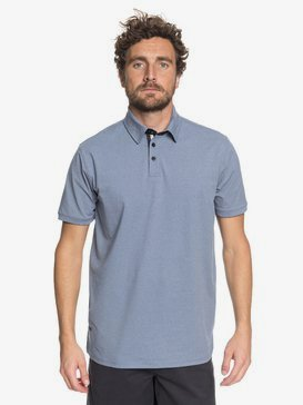 Waterman Reel Backlash - Technical Polo Shirt for Men  EQMKT03026