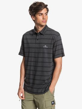 Waterman Free Cast - Sustainable Short Sleeve Polo Shirt  EQMKT03075