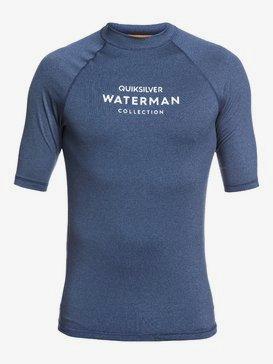 Waterman Sea Dog - Short Sleeve UPF 50 Rash Vest  EQMWR03071