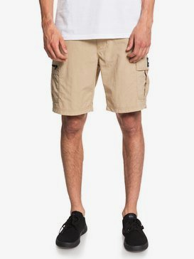 "Waterman Skipper 20"" - Lightweight Cargo Shorts  EQMWS03108"