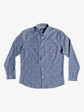 Waterman Mahi Hami - Long Sleeve Shirt for Men  EQMWT03182