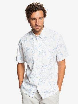Waterman Seasick Hilo - Short Sleeve Shirt for Men  EQMWT03240