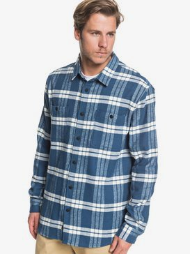 Waterman Outer Ridge - Long Sleeve Shirt for Men  EQMWT03267