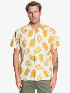 Waterman Pineapple Web - Short Sleeve Shirt for Men  EQMWT03277