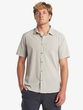 Waterman Tech - Technical UPF 30 Short Sleeve Shirt for Men  EQMWT03287